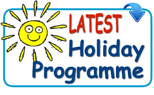 view the holiday programme for the parachute out of school club westhoughton