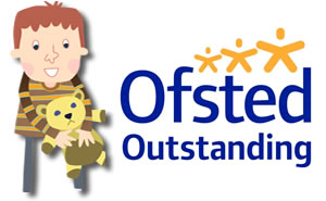 outstanding ofsted report for the parachute out of school club westhoughton