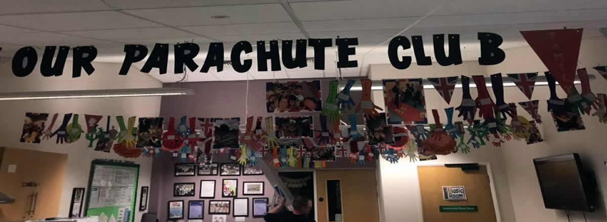 meet the staff at the Parachute Out Of School Club Westhoughton